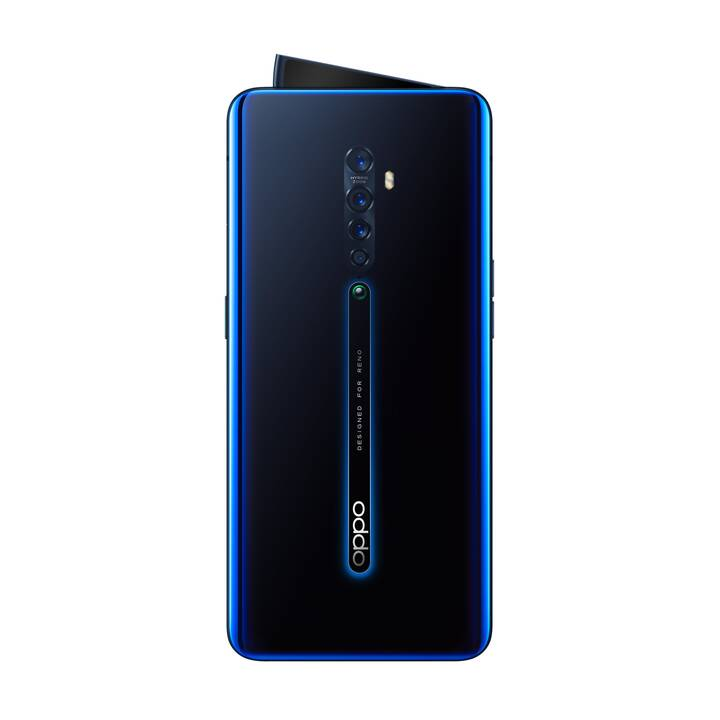 "OPPO Reno 2 (6.5"", 256 GB, 48 MP, Nero)"