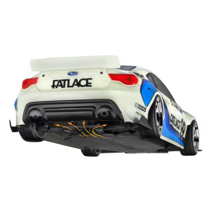 HPI RS4 Sport 3 Drift Subaru BRZ ARTR