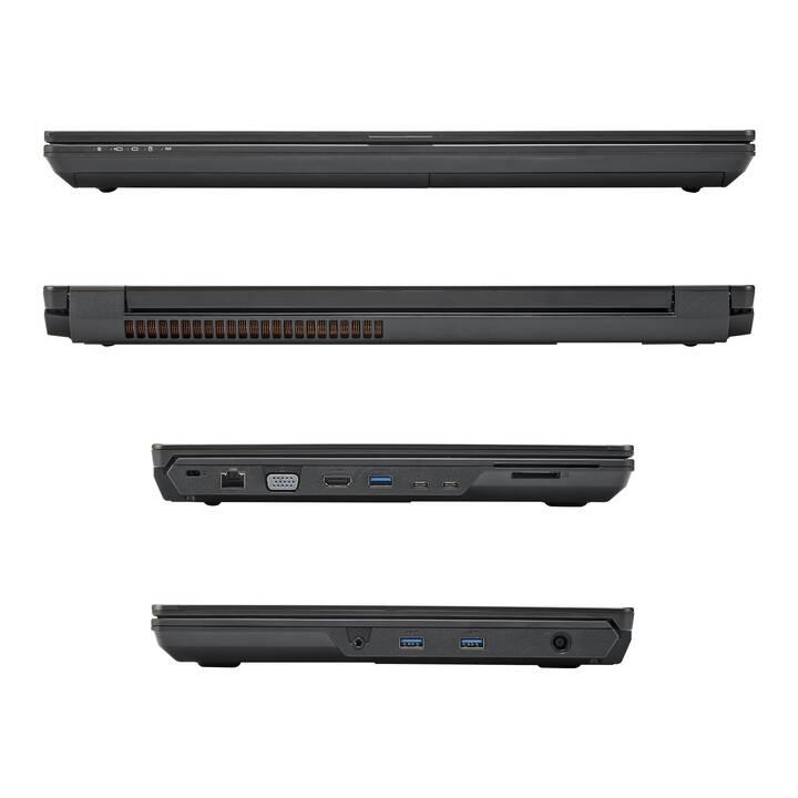 "FUJITSU Celsius H780 (15.6"", Intel Core i7, 16 GB RAM, 512 GB SSD)"