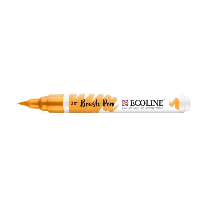 TALENS Ecoline Brush Pen gold ocker