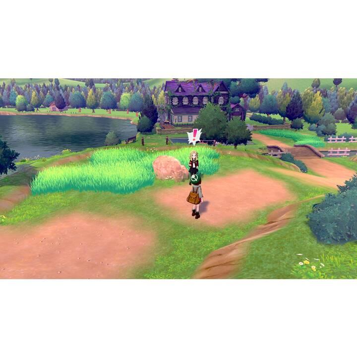 Pokémon - Schild (DE)
