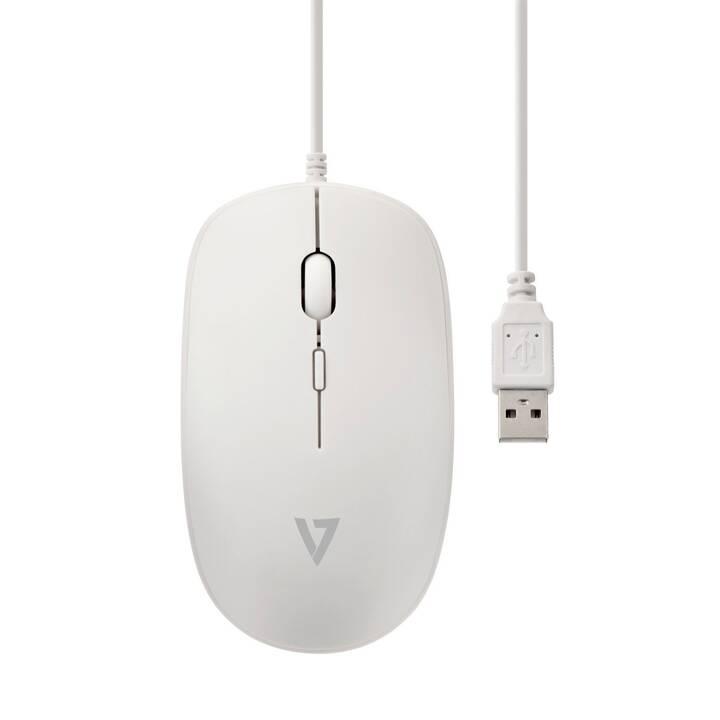 VIDEOSEVEN V7 MU200 Souris (Câble, Desktop, Notebook)