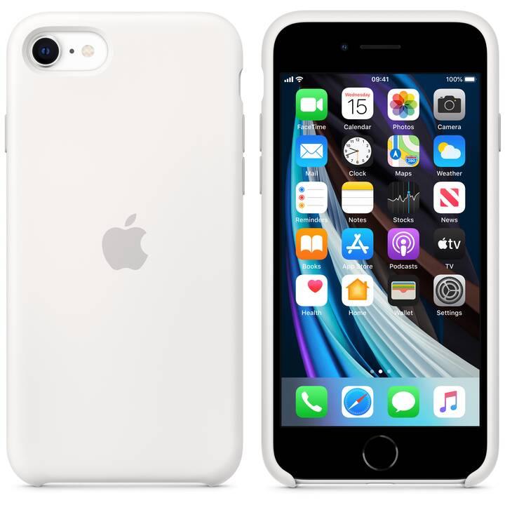 APPLE Backcover MXYJ2ZM/A (iPhone SE, Bianco)