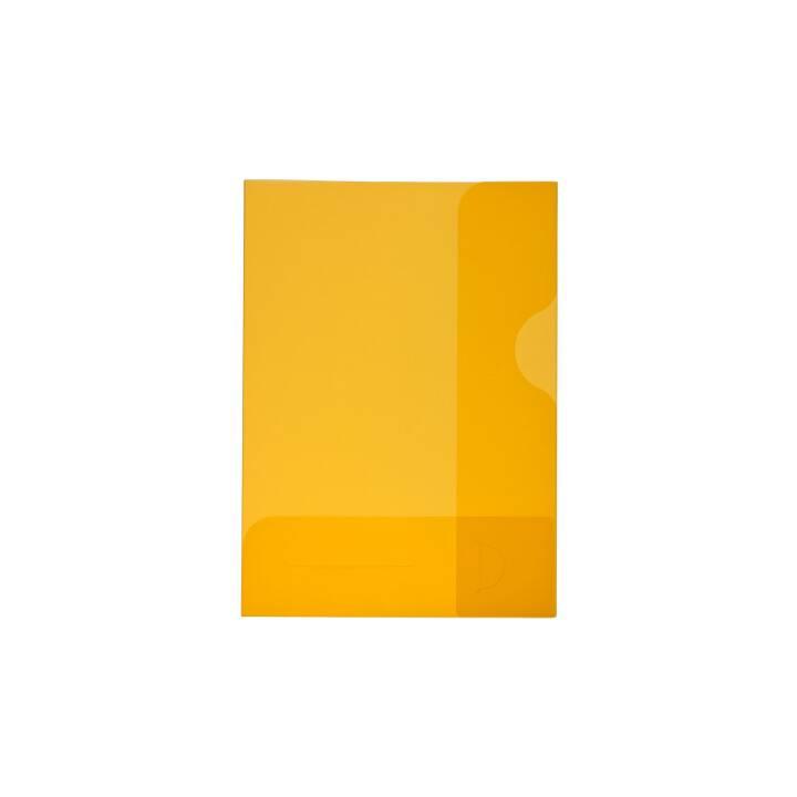 KOLMA RACER Präsentationsmappe Easy A4 gelb