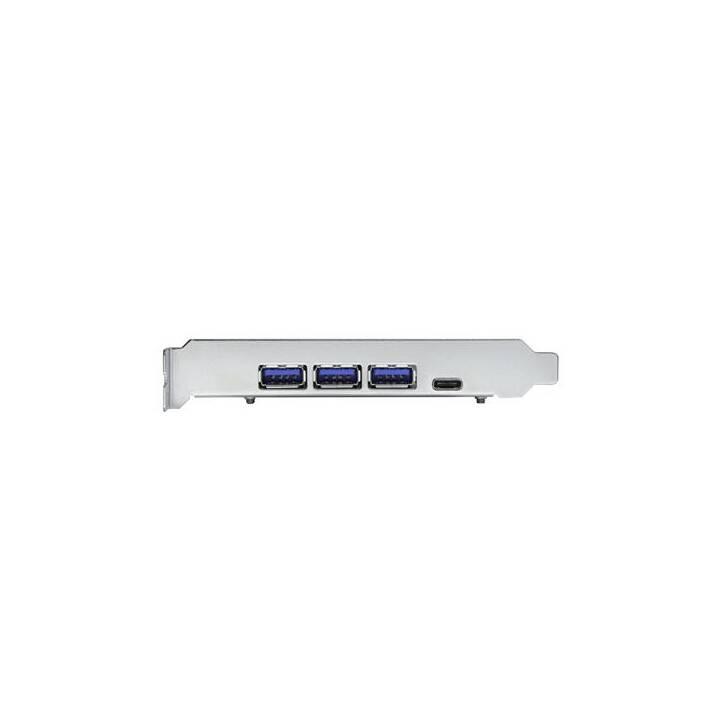 STARTECH.COM Carte réseau (PCI Express 2.0)