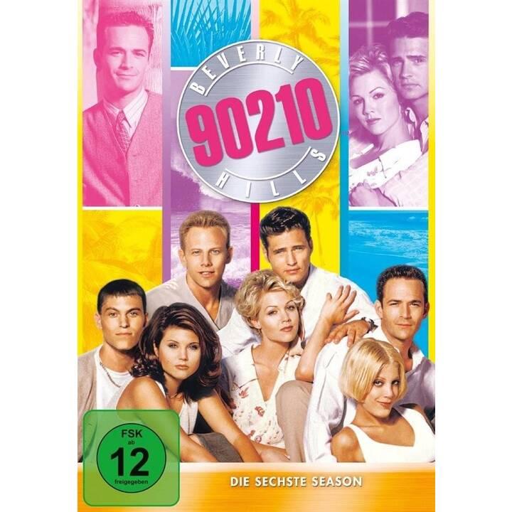 Beverly Hills 90210 Staffel 6 (DE, EN)