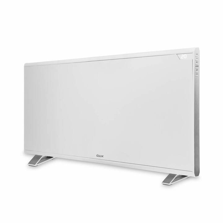 DUUX Radiateurs Slim (25 m2, 1.500 W)