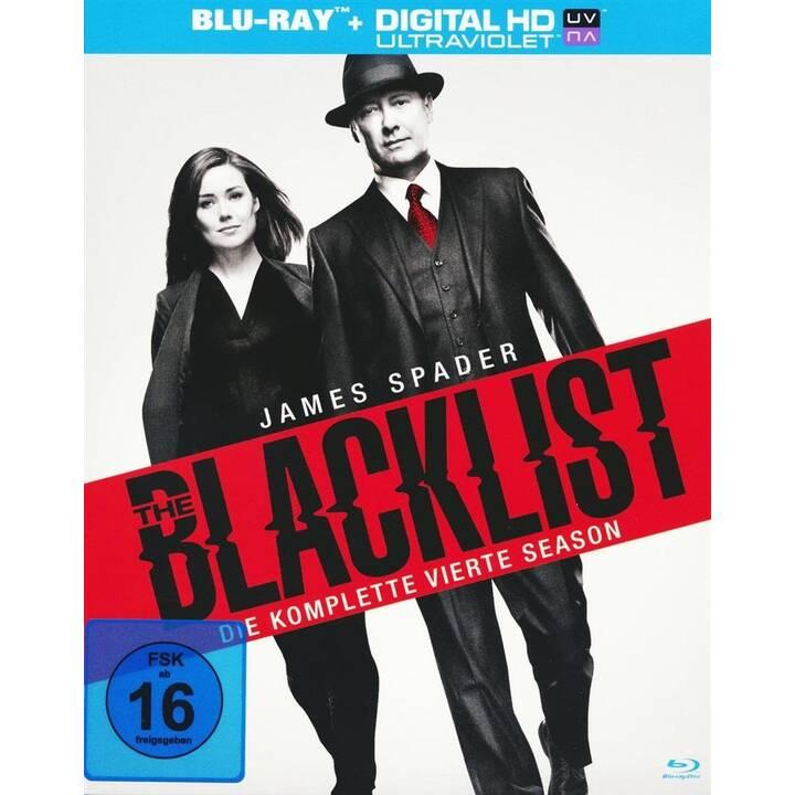 The Blacklist  Stagione 4 (ES, DE, EN)