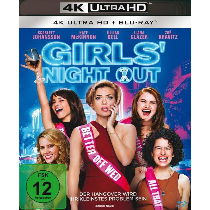 Girls' Night Out (4K Ultra HD, IT, ES, PT, TH, DE, EN, TR, RU, FR)