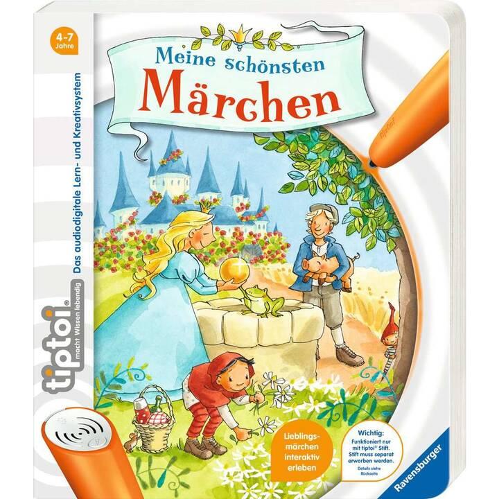 Tiptoi Buch Märchen, d 24 Seiten, Pappei