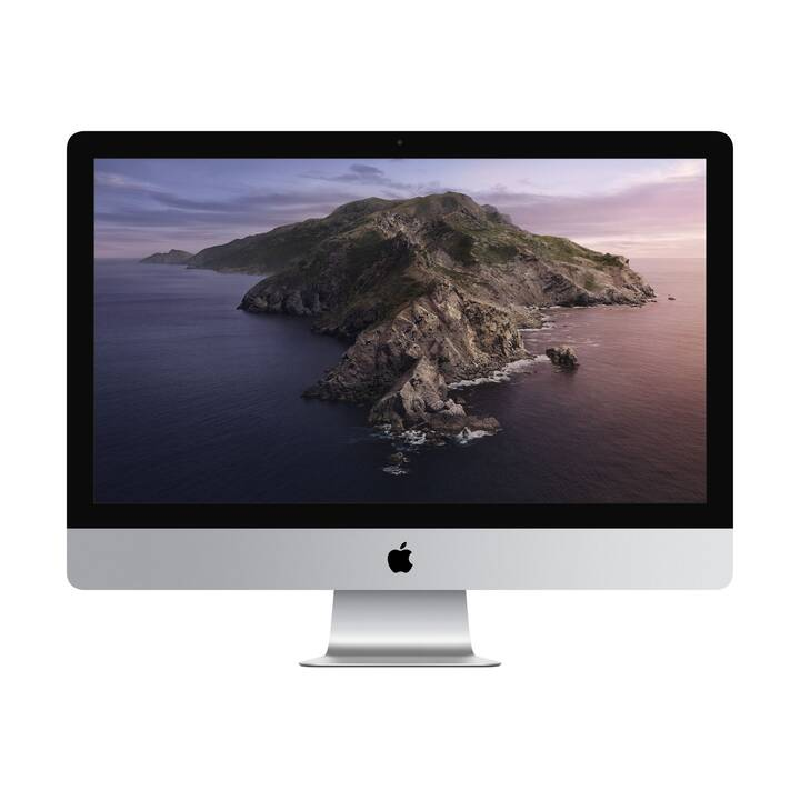 APPLE iMac Retina 5K (2019) (Intel Core i9, 8 GB, 2 To HDD, Argent)