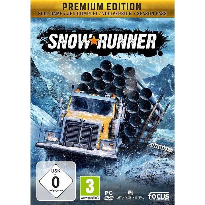 SnowRunner Premium Edition  (DE)