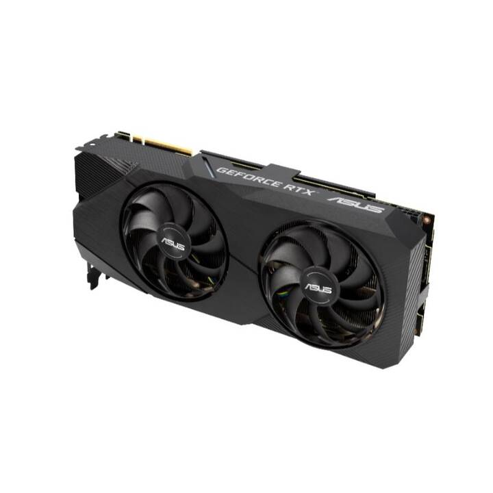ASUS DUAL-RTX2070S-8G-EVO Nvidia GeForce RTX 2070 SUPER (8 GB, Gaming)