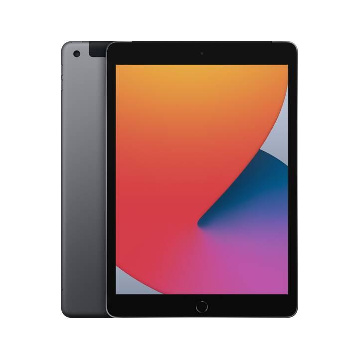 "APPLE iPad WiFi + Cellular 2020 (10.2"", 128 GB, Gris sidéral)"