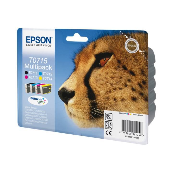 EPSON T0715 Multipack