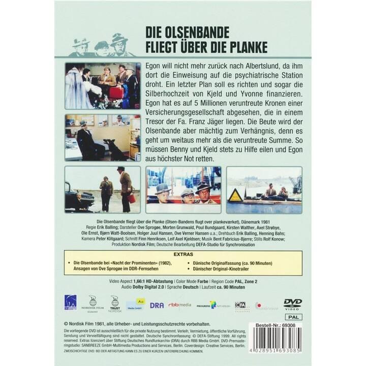 Die Olsenbande 12 - Die Olsenbande fliegt über die Planke (DE, DA)