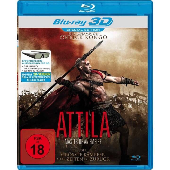 Attila - Master of an Empire (DE, EN)