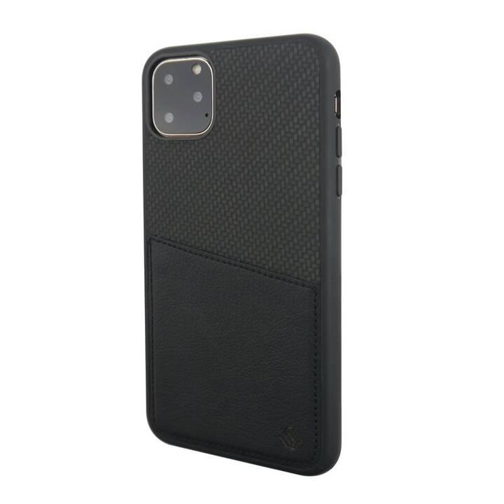 UUNIQUE Backcover (iPhone 11 Pro Max, Nero)