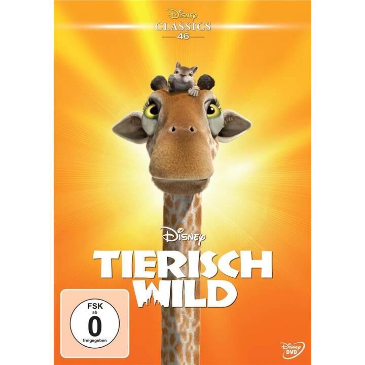 Tierisch wild (DE, EN, TR, ES, PT)