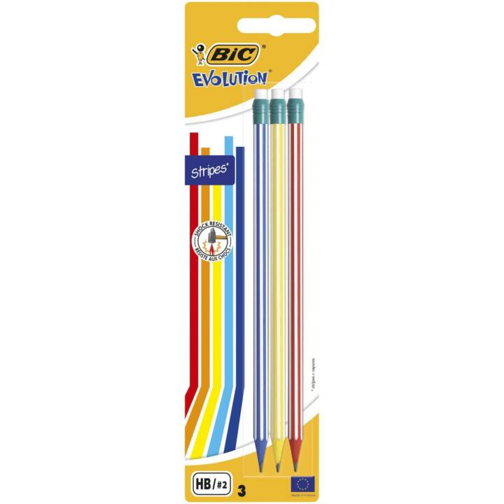 BIC Crayon Evolution (HB)