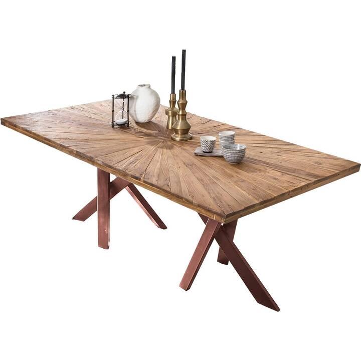 MUTONI DESIGN Table de repas (220 cm x 100 cm x 77 cm)