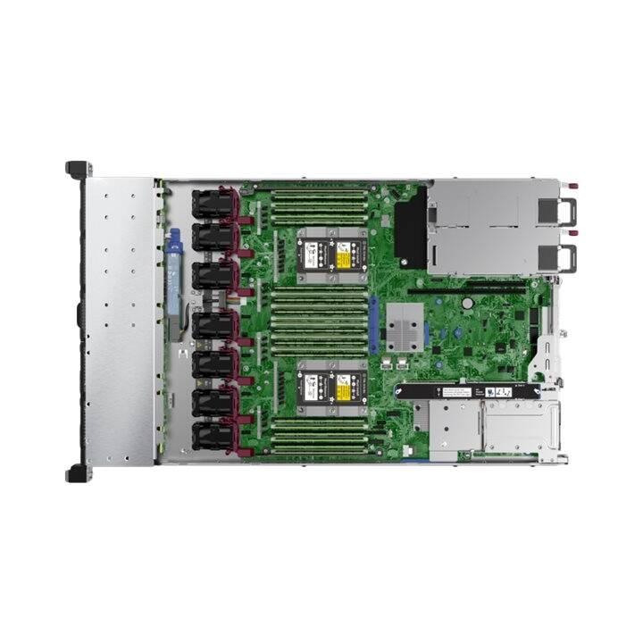 Soluzione HPE ProLiant DL360 Gen10 - Montaggio su rack - Xeon Silver 4110 2,1 GHz - 16 GB - 0 GB - 0 GB