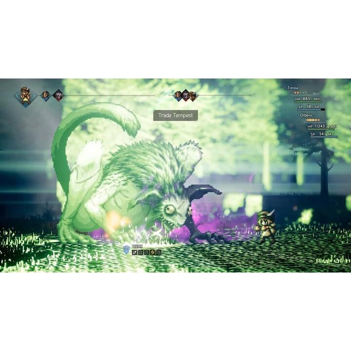 Octopath Traveler (DE)