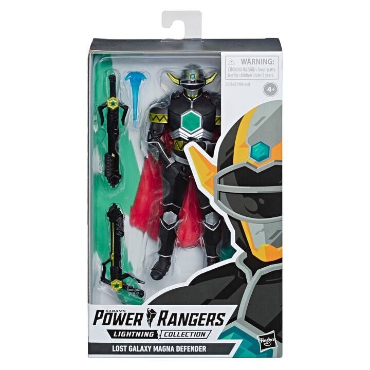 HASBRO Power Ranger Lightning Collection Lost Galaxy