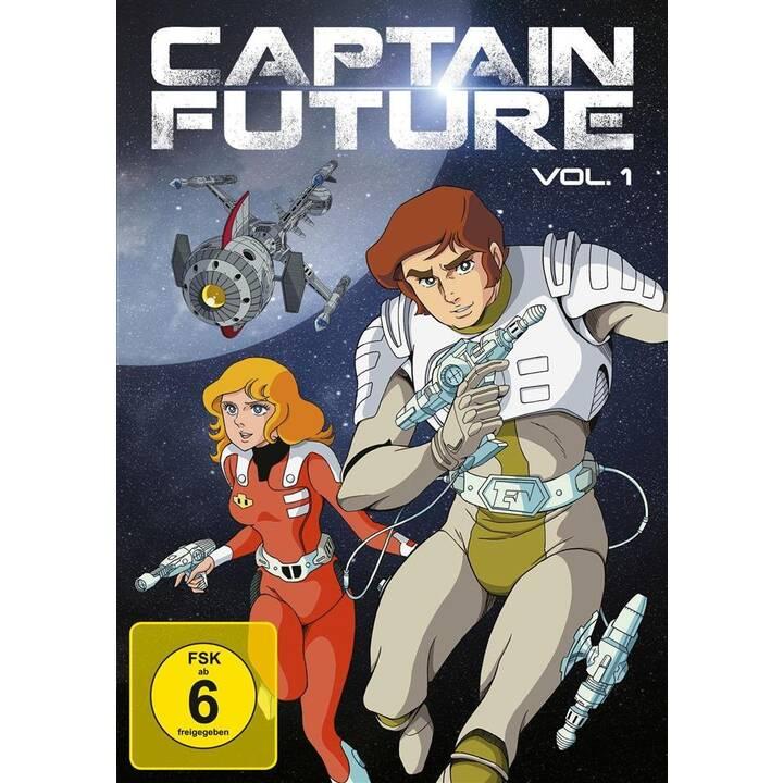 Captain Future - Vol. 1 (DE)