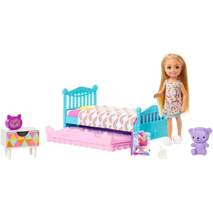 BARBIE Chelsea Bed Time