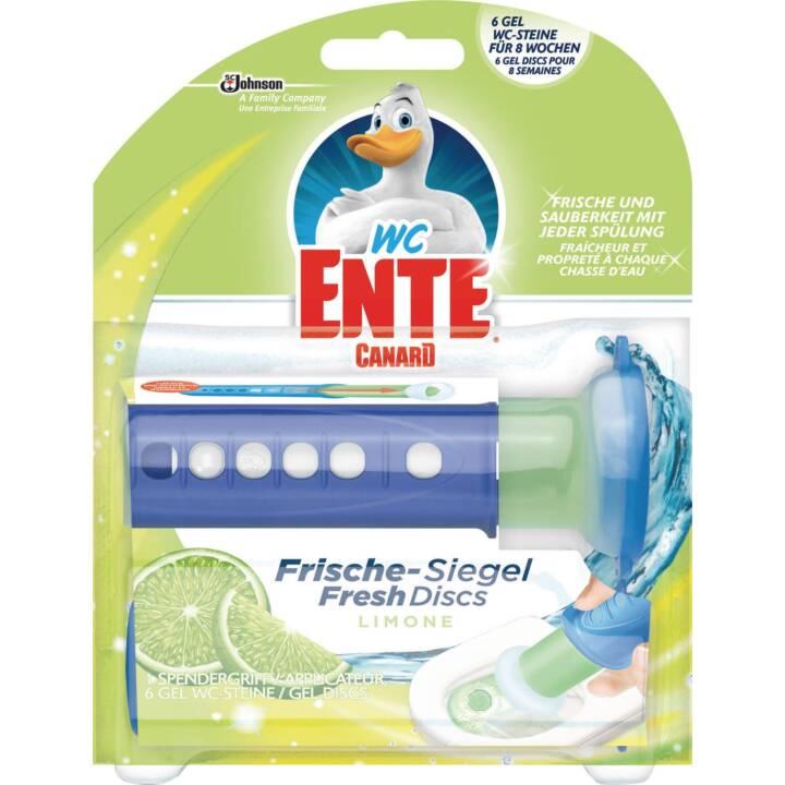 WC-ENTE Detergente per WC Frische-Siegel (36 ml, Limetta)