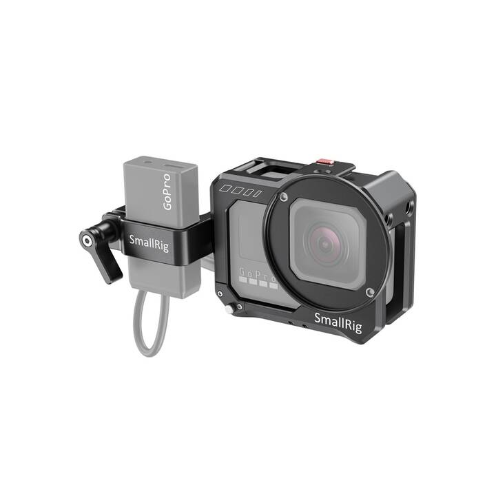 SMALLRIG Vlogger GoPro Hero 8 Supports (Noir)