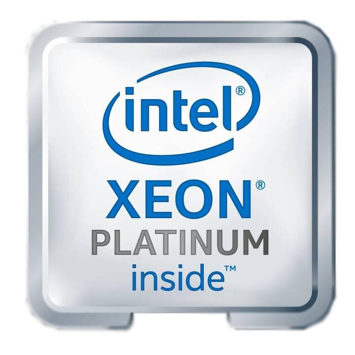 HPE Intel Xeon Platinum 8176M (LGA 3647, 2.1 GHz)