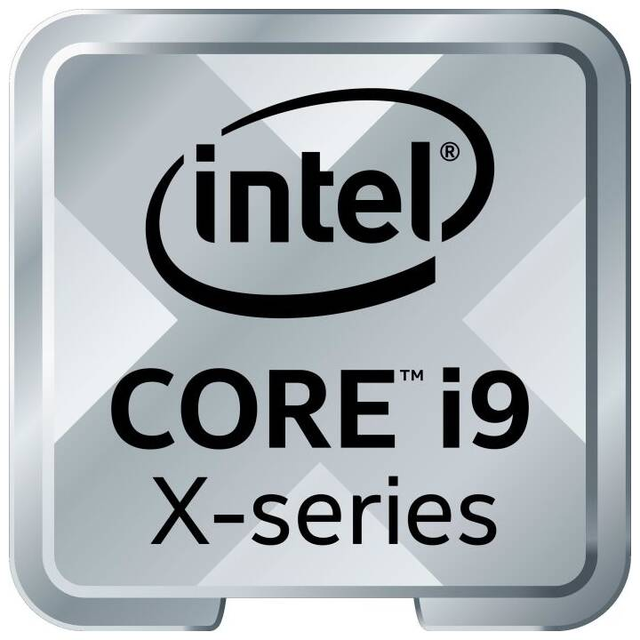 INTEL Core i7 9800X X-series / 3.8 GHz