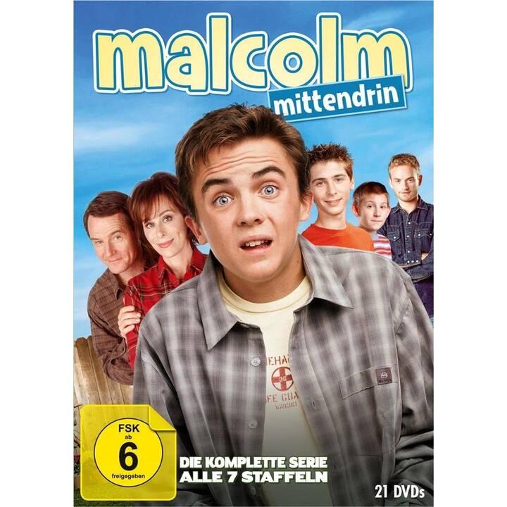 Malcolm mittendrin - Die komplette Serie (DE, EN)
