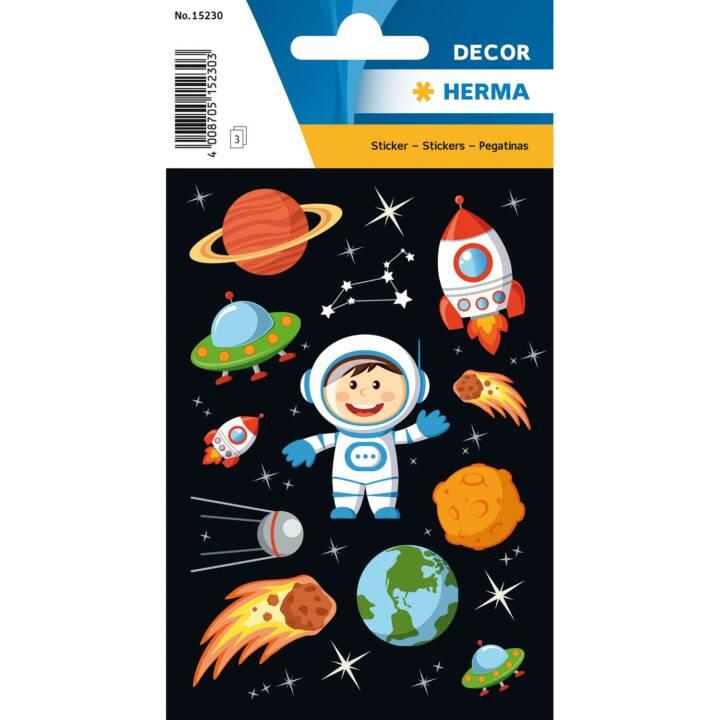 HERMA Sticker Il piccolo astronauta