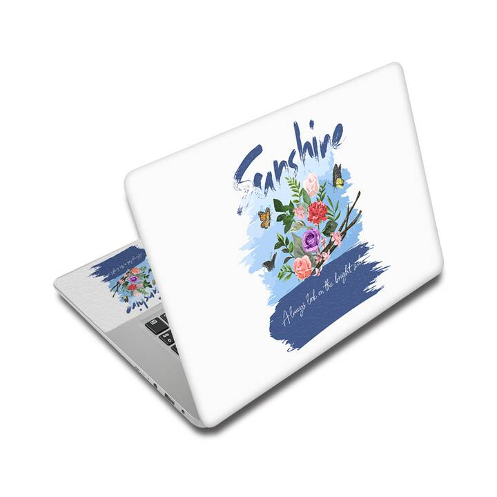 "EG adesivo per laptop 14"" - scrittura"