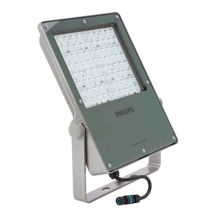 PHILIPS BVP130 Projecteur extérieur (LED incorporé, 120 W, Gris)