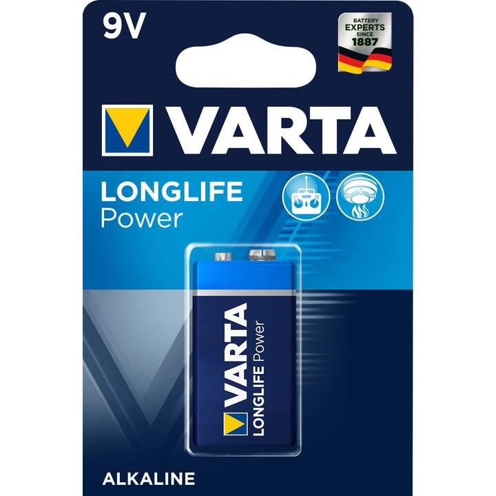 VARTA Batteria (6LR61, 9V)