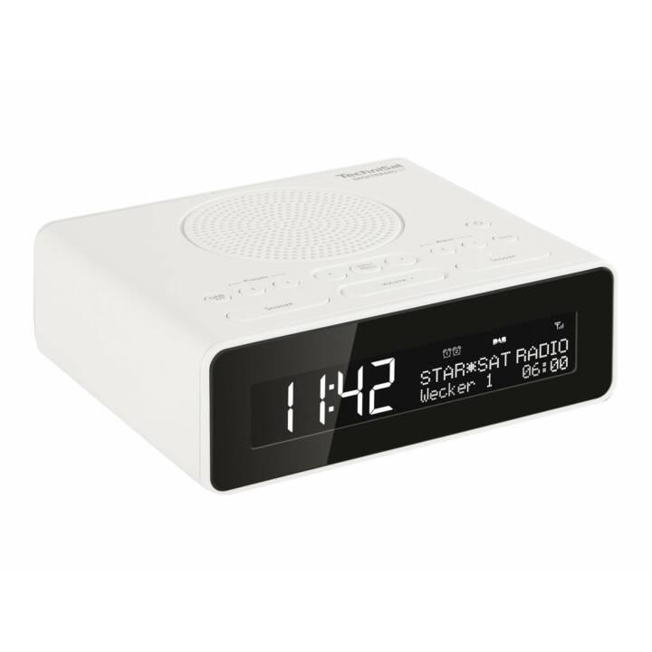 TECHNISAT DigitRadio 51 Radiowecker (Weiss)