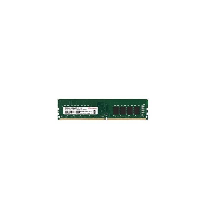 TRANSCEND TS2GLH64V6B (1 x 16 GB, DDR4-2666, DIMM 288-Pin)