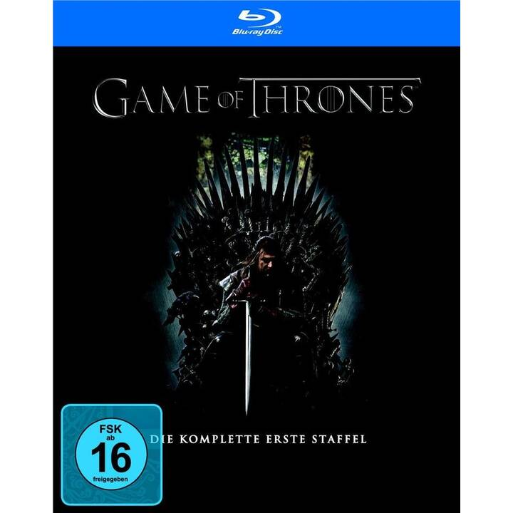 Game of Thrones Stagione 1 (DE, EN)