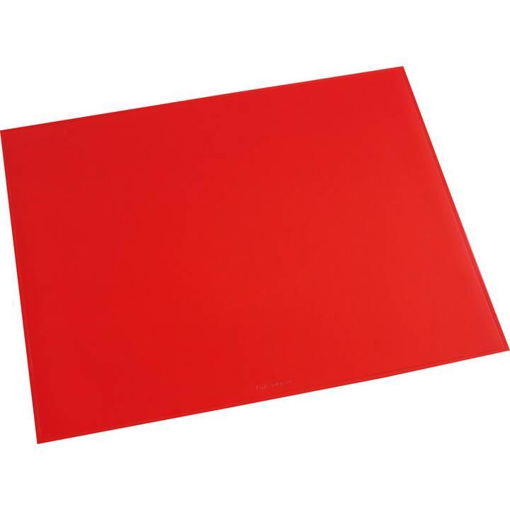 LÄUFER Schreibunterlage Durella (Rot, 53 cm x 40 cm)