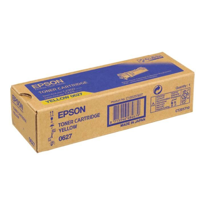 EPSON S050627 (Einzeltoner, Gelb)