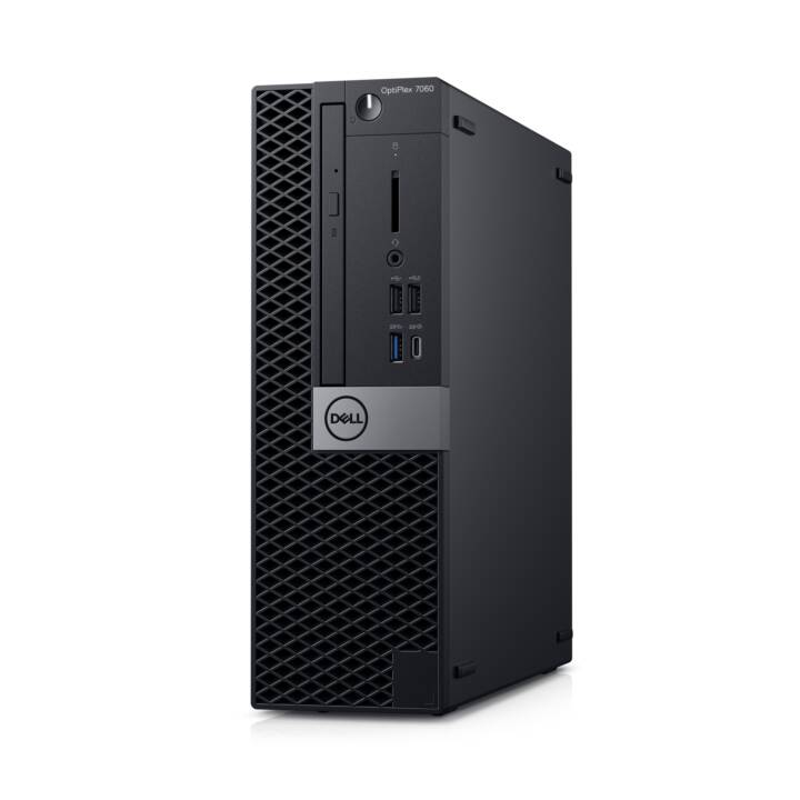DELL OptiPlex 7060 - SFF - Core i7 8700 3,2 GHz - 8 GB - 256 GB - 256 GB