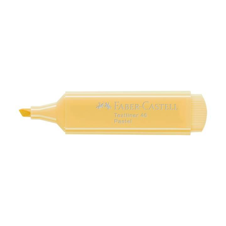 FABER-CASTELL Textmarker Pastell 46 (Gelb)