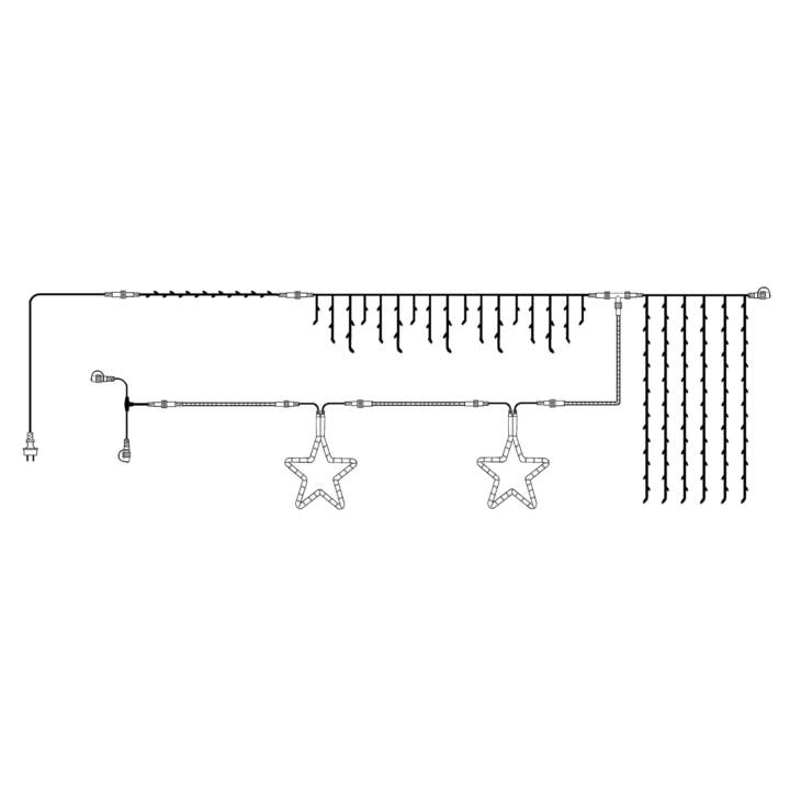 STAR TRADING Party Lichterkette (5 m)
