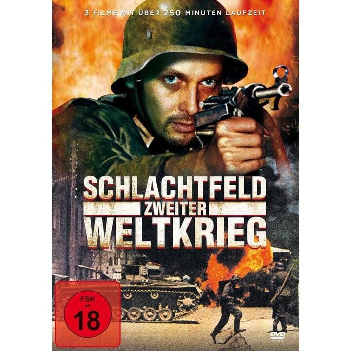 Schlachtfeld Zweiter Weltkrieg - Dünkirchen / Ardennes Fury - Die letzte Schlacht / Greyhound Attack (DE)