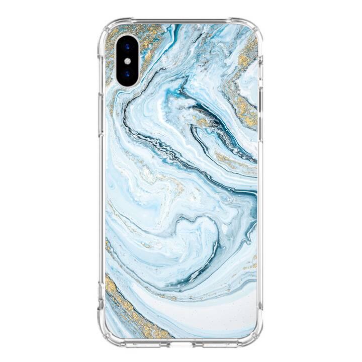 """EG MTT Backcover für iPhone X 5.8"""" 2018 - Marmor"""