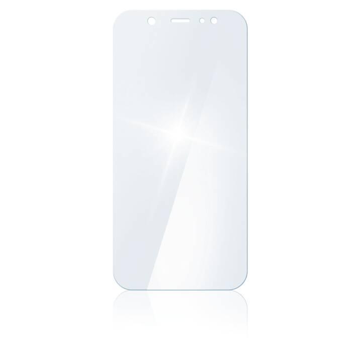 HAMA Verre de protection d'écran (Clair, Galaxy A40)